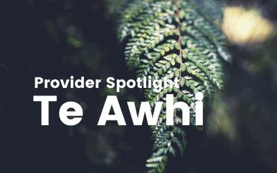 Provider Spotlight – Te Awhi